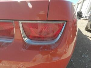 Passenger Tail Light Without Rally Sport Package Outer Fits 10-12 CAMARO 537363