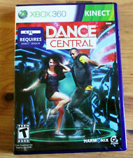 DANCE CENTRAL XBox 360 Kinect T Rated  TA3