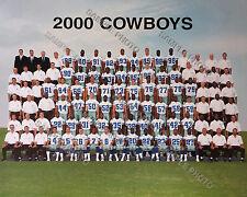2000 DALLAS COWBOYS FOOTBALL TEAM 8X10 PHOTO PICTURE