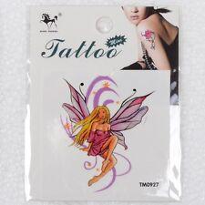 Fairy Body Paint temporary tattoo stickers tattooing Beautiful Girls tattoo 1pc