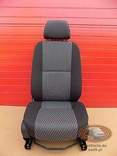 VW Crafter Fahrersitz Sitz Tasamo Einstellungsmöglichkeiten uk passenger