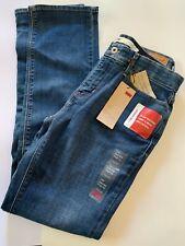Levi's Women's 525 Jeans Size 10M x 30 Perfect Waist Straight Leg Blue Figure
