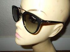 VOGUE VO 5164-S W44/11 Black/Silver Frame Gray Lenses Sunglasses