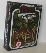 Star Wars Vintage Collection EWOK ASSAULT CATAPULT ROTJ Exclusive EMPTY BOX ONLY