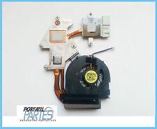 Ventilador y Disipador Packard Bell TJ61 TJ62  Fan&Heatsink P/N: 60.4BX03.001