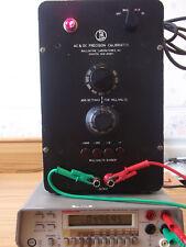 Ballantine 420 Ac/Dc Precision Calibrator 0-10V