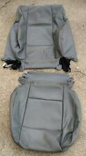 99-05 BMW E46 325i 330i Front Right Passenger Black Seat + Seatbelt/Plastic OEM