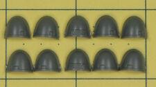 Warhammer 40K marines espaciales asalto Squad hombreras