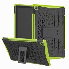 PER HUAWEI MEDIAPAD M5 10.8 und PRO Ibrido Outdoor Case Verde