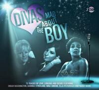 Divas Mad About The Boy 75 Classic Female Vocals 3 CD Set Barbra Streisand more