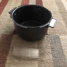 CUCKOO Inner Pot & Drip Tray for SRP-0611FA Pressure Rice Cooker