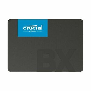 Crucial BX500 1TB 3D NAND SATA 2.5-Inch Internal SSD, up to 540MB/s - CT1000B...