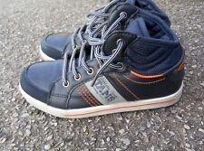 Chaussures montantes garçon T33