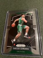 2019-20 Panini Prizm Carsen Edwards Rookie Base RC #276 Boston Celtics PWE