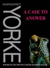A Case To Answer,Margaret Yorke- 9780751529678