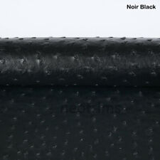 Ostrich Skin Faux PVC PU Leatherette Soft Fabric,Craft,Light Upholstery,Neotrims
