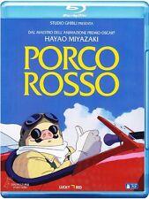 BLU RAY PORCO ROSSO di Miyazaki - ED. italiana