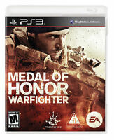 Medal of Honor: Warfighter Limited Edition PlayStation 3 PS3 Game Only D2