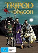 Tripod Versus The Dragon (DVD, 2011) - Region 4