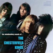 Mindbending Sounds of the Chesterfield Kings CD SS Original Cover Andy Babiuk