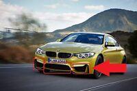 BMW 3 4 SERIES M3 M4 F80 F82 F83 GENUINE M FRONT BUMPER LOWER GRILL MESH SET