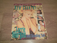 NEW COUNTRY MAGAZINE AUTUMN 1995 INTERVIEW 95' SPECIAL ISSUE LORRIE MORGAN