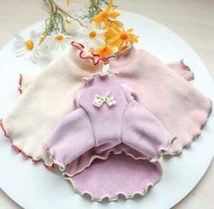 Pet Cat Coat Clothes For Small Dogs Sweater Clothing For Chihuahua Puppy Winter