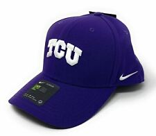 TCU Horned Frogs Men's  Nike Dri-Fit Baseball Cap Hat - Adjustable