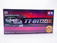 63430 Tamiya RC 58656 Mercedes-Benz 190E 2.5-16 EVO.II TT01 Type E 1:10 NEU OVP