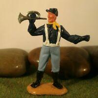 Timpo Toys Made in GT.Britain US.Nordstaaten Nordstaatler Soldat Infanterie