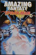 AMAZING FANTASY FEATURING SPIDERMAN #18! 1996 MARVEL COMICS!