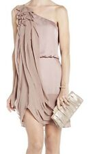 New with tag $338 BCBG Max Azria Lydia Silk Ruffle B1462 Dress Sz 10