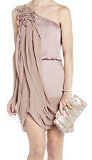 New with tag $338 BCBG Max Azria Lydia Silk Ruffle B1462 Dress Sz 10