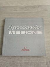 Rare Booklet Omega speedmaster missions Apollo  circa 98' good condition