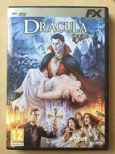 Dracula Origins Pc Eccellente Edizione Italiana con Manuale
