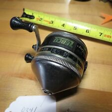 New listing Vintage Zebco Rhino Tough fishing reel made in Usa (lot#9341)