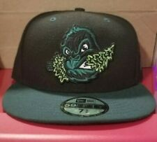 Eugene Emeralds minor league new era fitted hat size 7 5/8