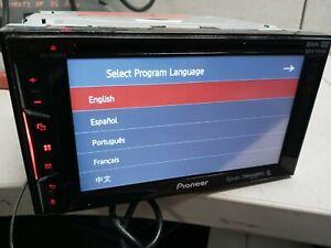 """Pioneer AVH-1330NEX Multimedia DVD Receiver W/ 6.2"""" Display, BT, USED TESTED"""