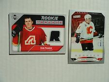 Dion Phaneuf 2005/06 Upper Deck Rookie Threads Jersey & UD Victory Rookie Card
