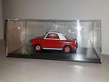 """AUTOBIANCHI  BIANCHINA  TRASFORMABILE (1958)""""AUTO VINTAGE"""" SCALA 1:24"""