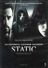 Static-Bewegungslos   DVD-Top-Zustand