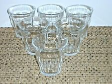 DURALEX  BIG SHOT PICARDIE JUICE GLASSES