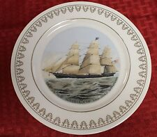 PENCO Clipper Ship Sovereign of the Seas Currier  PLATE 8 1/4""