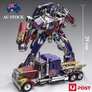 Transformable Robot Optimus Prime SS05 Oversized Toy Gift Top Quality 29cm AU