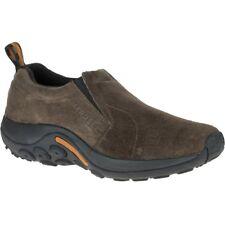 Merrell Jungle MOC Suede Classic Shoes in Gumsmoke Brown J60787 UK 8 EU 42 18473519165