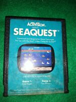 ATARI 2600 GAME ~ Seaquest (Activision, 1983) Cartridge Only