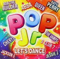 Pop Party ~ Let's Dance NEW 2CD *** Damaged Case *** Abba,Queen,Bob The Builder