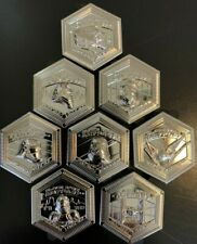 Disney Parks Star Wars Mystery Pin Complete 709 Set of 8 Galaxy's Edge (NO LE's)