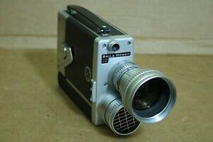 vintage BELL & HOWELL 200/EE 16mm Film CAMERA Cine Movie