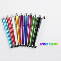 10Pcs Universal Capacitive Touch Screen Stylus Pen For All Pad Phone  Tablet PC
